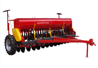 2BFY-24Fertilizing Seeder